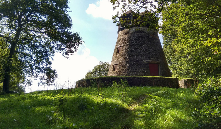 The old Windmill, East Knoyle