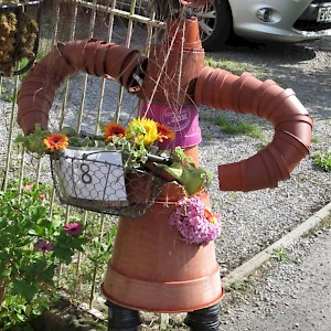 Village Scarecrows
